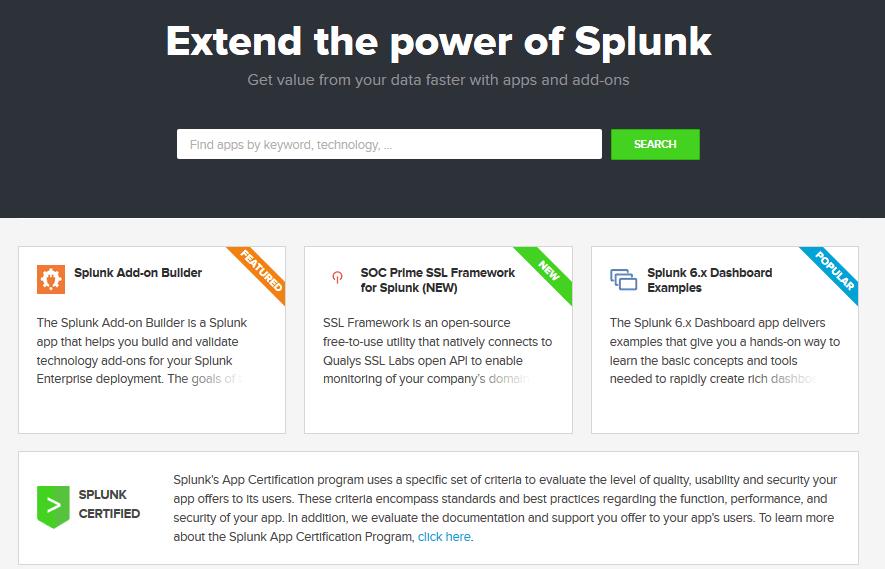Check our updated version of SSL Framework for Splunk - SOC