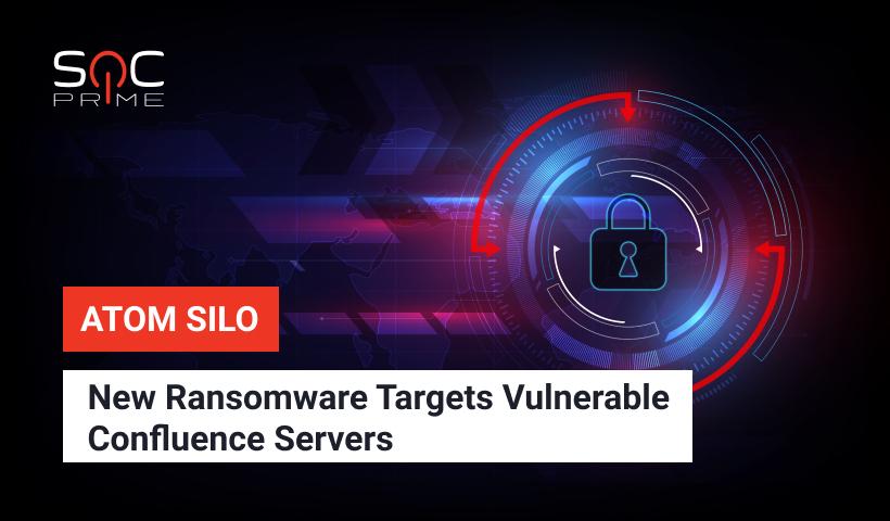 Atom Silo Ransomware
