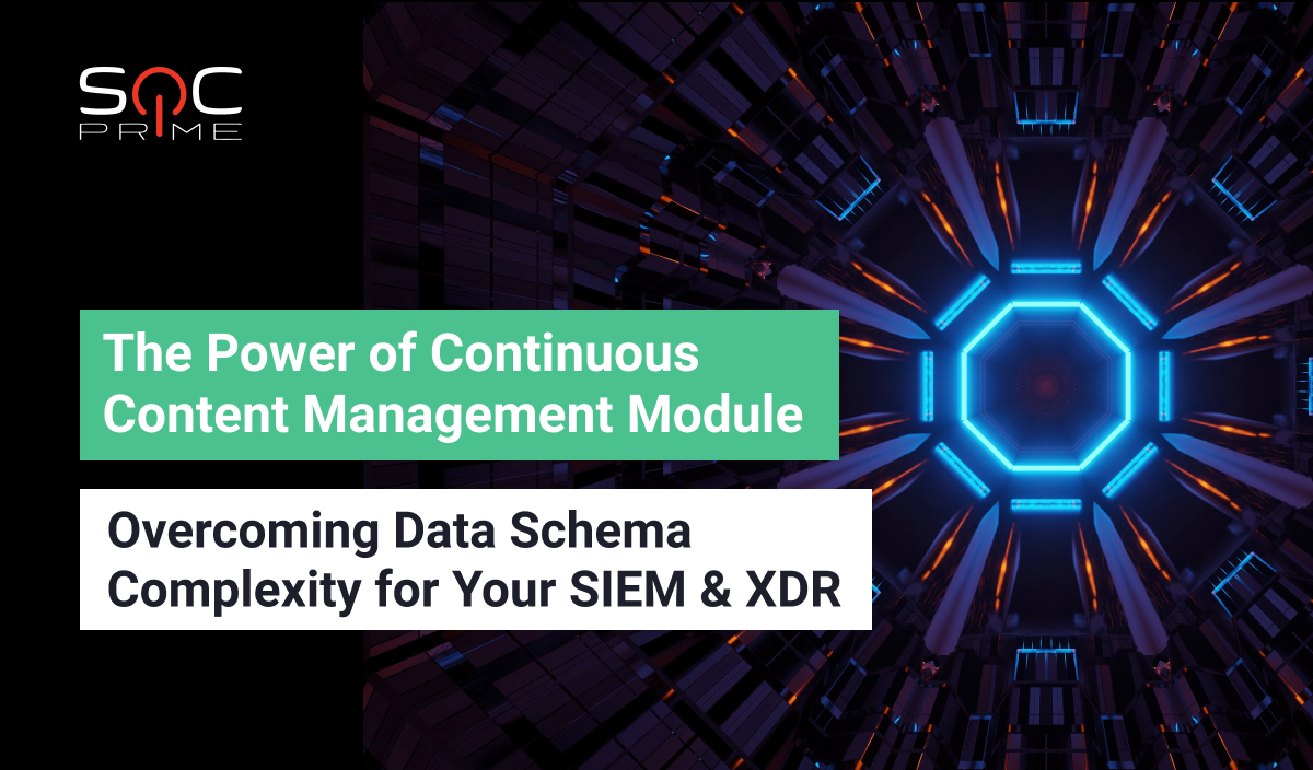 Overcoming Data Schema Complexity
