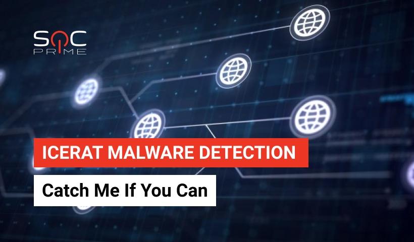 IceRat Malware Detection