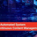 Continuous Content Management