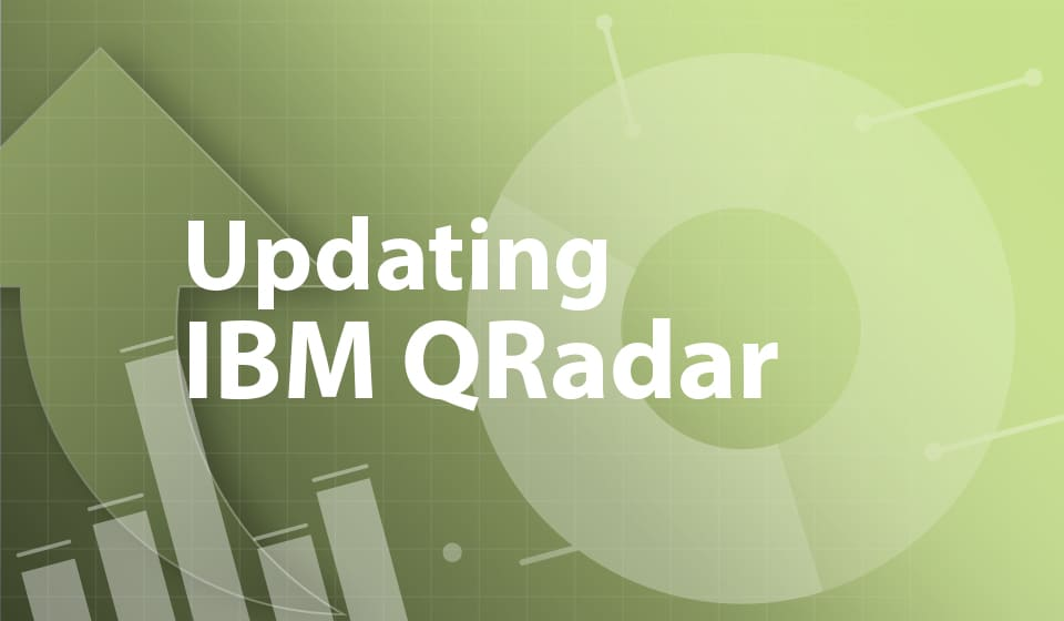 Updating IBM QRadar - SOC Prime