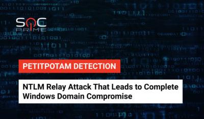 PetitPotam Attack Detection