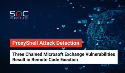 Microsoft Exchange ProxyShell Attack