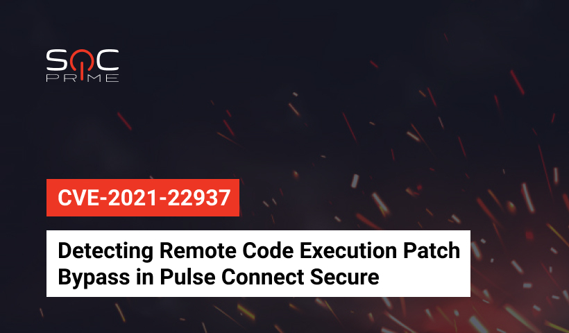 Pulse Connect Secure Patch Bypass