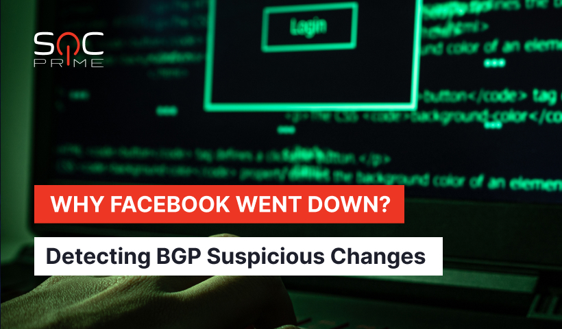 Why Facebook Was Down